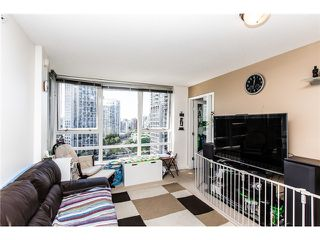 Photo 7: # 1811 928 BEATTY ST in Vancouver: Yaletown Condo for sale (Vancouver West)  : MLS®# V1084706