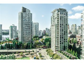 Photo 4: # 1811 928 BEATTY ST in Vancouver: Yaletown Condo for sale (Vancouver West)  : MLS®# V1084706