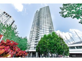 Photo 3: # 1811 928 BEATTY ST in Vancouver: Yaletown Condo for sale (Vancouver West)  : MLS®# V1084706