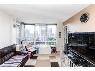 Photo 8: # 1811 928 BEATTY ST in Vancouver: Yaletown Condo for sale (Vancouver West)  : MLS®# V1084706