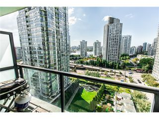 Photo 5: # 1811 928 BEATTY ST in Vancouver: Yaletown Condo for sale (Vancouver West)  : MLS®# V1084706