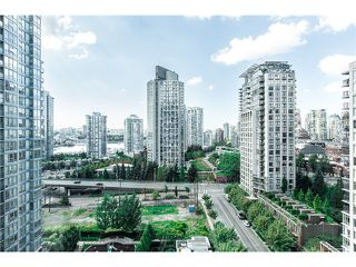 Photo 14: # 1811 928 BEATTY ST in Vancouver: Yaletown Condo for sale (Vancouver West)  : MLS®# V1084706
