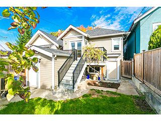 Photo 19: 1124 E 19TH AV in Vancouver: Knight House for sale (Vancouver East)  : MLS®# V1089954