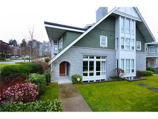 Main Photo: 6002 Chancellor Boulevard in Vancouver: House 1/2 Duplex for sale (Vancouver West)  : MLS®# v1060441