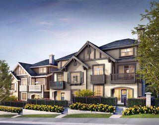 Photo 1: # 48 3400 DEVONSHIRE AV in Coquitlam: Burke Mountain Condo for sale : MLS®# V1136888