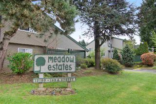 Photo 1: 45 12180 189A STREET in Pitt Meadows: Central Meadows Townhouse for sale : MLS®# R2054658