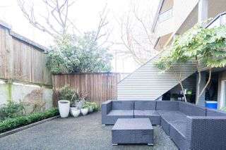 Photo 12: 2411 W 1ST AVENUE in Vancouver: Kitsilano Townhouse for sale (Vancouver West)  : MLS®# R2140613