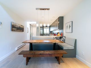 Photo 4: 412 1345 COMOX STREET in Vancouver: West End VW Condo for sale (Vancouver West)  : MLS®# R2286410