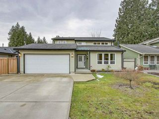 Photo 1: 1018 LOMBARDY DRIVE in Port Coquitlam: Lincoln Park PQ House for sale : MLS®# R2245542