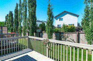 Photo 24: 27 55 CLARKDALE Drive: Sherwood Park House Half Duplex for sale : MLS®# E4207919