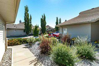 Photo 21: 27 55 CLARKDALE Drive: Sherwood Park House Half Duplex for sale : MLS®# E4207919
