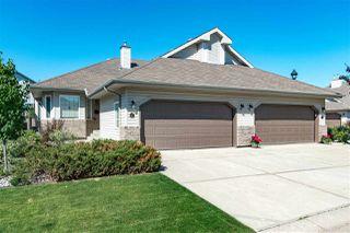 Photo 1: 27 55 CLARKDALE Drive: Sherwood Park House Half Duplex for sale : MLS®# E4207919