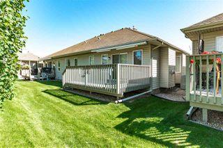 Photo 22: 27 55 CLARKDALE Drive: Sherwood Park House Half Duplex for sale : MLS®# E4207919