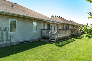 Photo 23: 27 55 CLARKDALE Drive: Sherwood Park House Half Duplex for sale : MLS®# E4207919