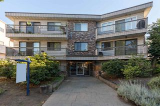Photo 1: 102 1334 W 73RD Avenue in Vancouver: Marpole Condo for sale (Vancouver West)  : MLS®# R2487379