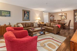 """Photo 2: 203 7520 COLUMBIA Street in Vancouver: Marpole Condo for sale in """"The Springs at Langara"""" (Vancouver West)  : MLS®# R2499524"""
