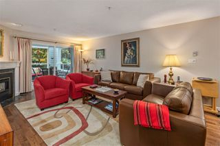 """Photo 1: 203 7520 COLUMBIA Street in Vancouver: Marpole Condo for sale in """"The Springs at Langara"""" (Vancouver West)  : MLS®# R2499524"""
