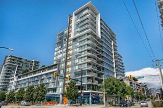 Main Photo: 213 1783 MANITOBA STREET in Vancouver: False Creek Condo for sale (Vancouver West)  : MLS®# R2487001