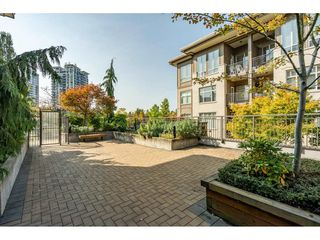 "Photo 1: 213 13468 KING GEORGE Boulevard in Surrey: Whalley Condo for sale in ""BROOKLAND"" (North Surrey)  : MLS®# R2526441"