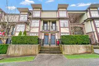 "Main Photo: 108 5588 PATTERSON Avenue in Burnaby: Central Park BS Townhouse for sale in ""DECORUS"" (Burnaby South)  : MLS®# R2528364"