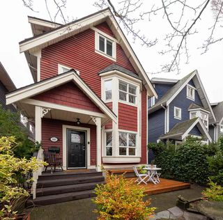 Main Photo: 885 PRIOR Street in Vancouver: Strathcona 1/2 Duplex for sale (Vancouver East)  : MLS®# R2528463