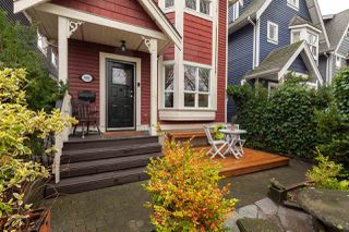 Photo 2: 885 PRIOR Street in Vancouver: Strathcona 1/2 Duplex for sale (Vancouver East)  : MLS®# R2528463