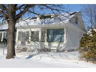 Photo 1: 413 Edgewood Street in WINNIPEG: St Boniface Residential for sale (South East Winnipeg)  : MLS®# 1203012