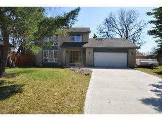 Photo 1: 59 Waterhouse Bay in WINNIPEG: Charleswood Residential for sale (South Winnipeg)  : MLS®# 1206052