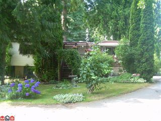 """Main Photo: 19 9525 KING GEORGE Boulevard in Surrey: Queen Mary Park Surrey Manufactured Home for sale in """"PARK PLACE"""" : MLS®# F1220456"""