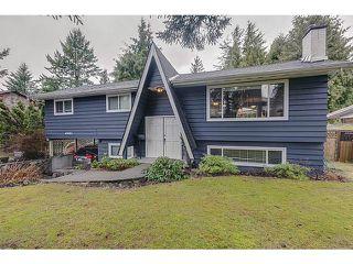 """Photo 1: 40421 SKYLINE Drive in Squamish: Garibaldi Highlands House for sale in """"GARIBALDI HIGHLANDS"""" : MLS®# V992657"""