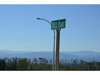 """Photo 1: LOT 9 BELL Place in Mackenzie: Mackenzie -Town Land for sale in """"BELL PLACE"""" (Mackenzie (Zone 69))  : MLS®# N227302"""