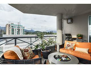 "Photo 8: 601 160 E 13TH Street in North Vancouver: Central Lonsdale Condo for sale in ""THE GRANDE"" : MLS®# V1027451"