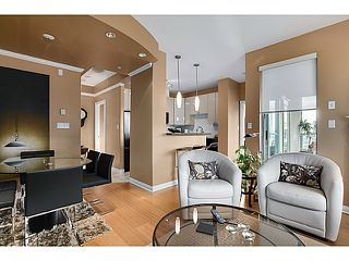 "Photo 2: 601 160 E 13TH Street in North Vancouver: Central Lonsdale Condo for sale in ""THE GRANDE"" : MLS®# V1027451"