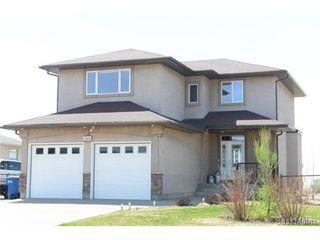 Main Photo: 344 Emerald Park Road: Emerald Park Single Family Dwelling for sale (Regina NE)  : MLS®# 499311