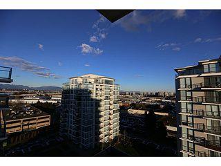 Photo 2: # 1503 7555 ALDERBRIDGE WY in Richmond: Brighouse Condo for sale : MLS®# V1042967