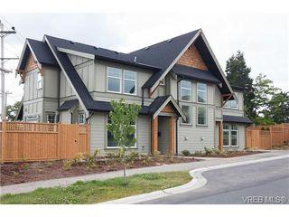 Photo 3: B 7886 Wallace Dr in SAANICHTON: CS Saanichton Half Duplex for sale (Central Saanich)  : MLS®# 679921