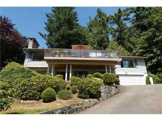 Main Photo: 4425 Keith Road in West Vancouver: Caulfeild House for sale : MLS®# v1079674