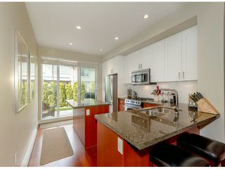 Photo 6: 91 2501 161a in Surrey: Townhouse for sale (South Surrey White Rock)  : MLS®# F1410898