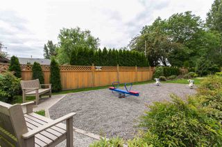 Photo 20: 11 33860 MARSHALL ROAD in Abbotsford: Central Abbotsford Townhouse for sale : MLS®# R2075997