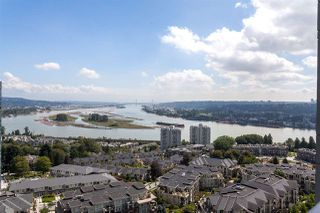 Photo 12: 2102 280 ROSS DRIVE in New Westminster: Fraserview NW Condo for sale : MLS®# R2098535