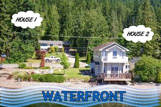 Main Photo: 2022 Eagle Bay Road: Blind Bay House for sale (South Shuswap)
