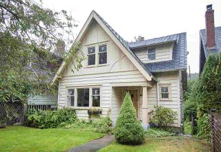 Main Photo: 4315 W 12TH AVENUE in Vancouver: Point Grey House for sale (Vancouver West)  : MLS®# R2306278