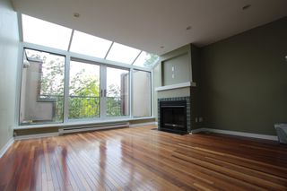 Photo 5:  in : Vancouver West Townhouse for rent : MLS®# AR102