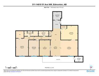 Photo 30: 311 14810 51 Avenue in Edmonton: Zone 14 Condo for sale : MLS®# E4165704