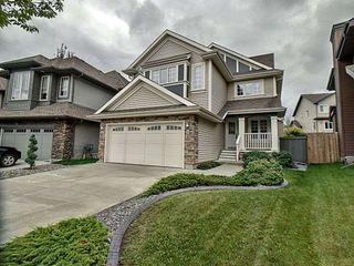 Main Photo: 123 Ambelside Drive in Edmonton: Zone 56 House for sale : MLS®# E4169563