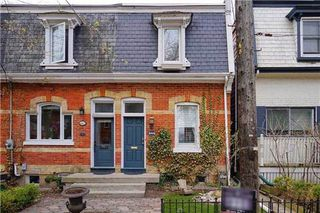Photo 1: 444 Sumach St, Toronto, Ontario M4X1V7 in Toronto: Semi-Detached for sale (Cabbagetown-South St. James Town)  : MLS®# C3184327