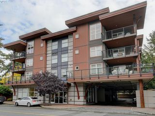 Main Photo: 402 2717 Peatt Rd in VICTORIA: La Langford Proper Condo for sale (Langford)  : MLS®# 827408
