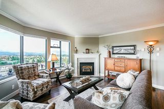"""Photo 2: 1402 32440 SIMON Avenue in Abbotsford: Abbotsford West Condo for sale in """"TRETHEWY TOWER"""" : MLS®# R2435222"""