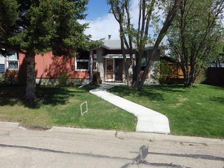Photo 1: 5603 Drader Crescent in Rimbey: Residential for sale : MLS®# CA0191752