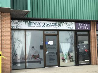 Photo 1: 4212 66 Street NW in Edmonton: Zone 29 Retail for sale or lease : MLS®# E4193621
